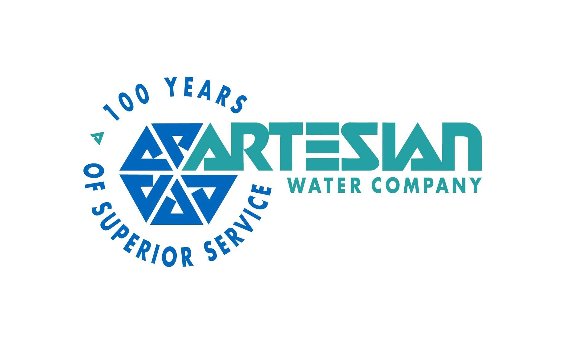 Artisian Water Company Sponsor Logo